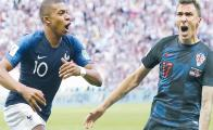 France beats Croatia 4-2