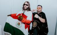 30 Seconds to Mars in Mexico