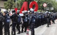 Mexico City's police is under scrutiny