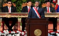 Mario Abdo Benítez sworn in as President of Paraguay