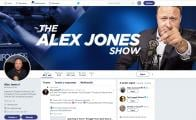 Twitter suspende Alex Jones