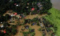 India's Kerala state battered by worst flood in a century