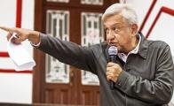 "AMLO will hunt ""coyotes"""