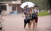 Heavy rains in Northwest Mexico leave 4 dead