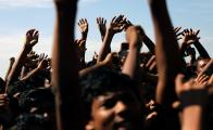 Rohingya repatriation process stalls amid protests