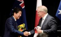 First Japan PM to visit Australia's Darwin since WW2 bombing