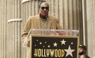 Snoop Dogg recibe estrella en el Paseo de la Fama de Hollywood