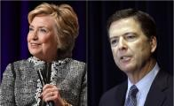 Hillary Clinton y James Comey