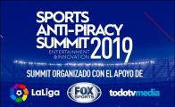 Todo listo para el Sports Anti-Piracy Summit 2019
