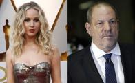 Jennifer Lawrence: No tuve relaciones sexuales con Harvey Weinstein