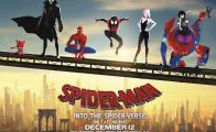 Spider-Man: Into the Spider-Verse venció a la cinta dirigida por Clint Eastwood, The Mule