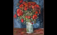"Confirman que Van Gogh pintó ""Vase with Poppies"""