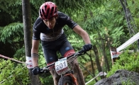 Mexican mountain biker Adair Prieto wins gold in Czech Republic