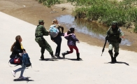 Mexico militarizes its borders