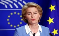 Ursula von der Leyen first woman elected EU Commission head