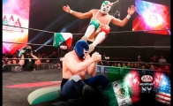 Dr. Wagner Jr. vence a Blue Demon Jr. en Nueva York