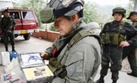 Mexican drug lord arrested in Colombia