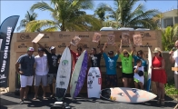 Termina con éxito la Surf Open League Huatulco 2019