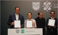 Cisco y CDMX firman convenio de digitalización