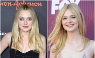 "Elle y Dakota Fanning, hermanas en la vida real y en ""The Nightingale"""