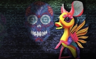 Mexicráneos & Alebrijes fill Paris with color