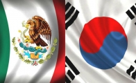 Mexico and Korea united through cumbia