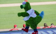 MLB - MASCOTA DE LOS PHILLIES