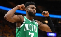 NBA: Jaylen Brown conduce 15 horas para liderar protesta