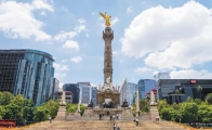 Mexico City streets become an open-air museum amid the pandemic