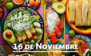 National Mexican Gastronomy Day!