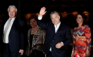 Nationalist PM Viktor Orban triumphs in Hungary