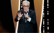 Scorsese was also at the opening gala of the French Festival - Photo: Reuters.