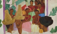 Diego Rivera breaks record for painting sold at auction