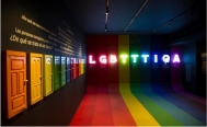 LGBTTTI community fights prejudice at the Museum of Tolerance