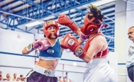 Rehabilitation through boxing at a woman's prison in Morelos