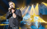 Morrissey to perform in Mexico City