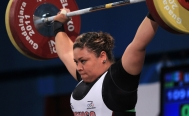 Mexican weight lifter wins gold in Barranquilla 2018