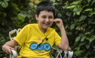 12-year-old genius to study biomedical physics in Mexico