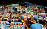 Mexico City, in Latin Americans' bucket lists