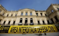INAH to help rebuild Brazil National Museum