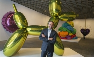 Mexico City to present Koons and Duchamp exhibition