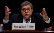 William Barr, nominado a fiscal general de EU
