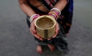 Pollution in India's holy Ganges makes it toxic