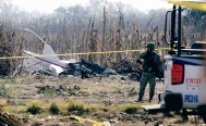 Audio recording from helicopter crash revealed by Mexican government