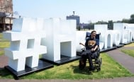 UNAM hires first professor with cerebral palsy