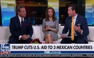 "Fox News: Honduras, El Salvador, and Guatemala are ""Mexican"" countries"
