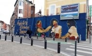 """French police forces deem Mexican mural """"offensive"""""""