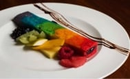 Mexico celebrates LGBT+ Pride Month with rainbow tamal