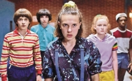 "Tercera temporada de ""Stranger Things"" bate récord de audiencia"
