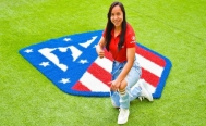 Charlyn Corral joins the Atlético de Madrid